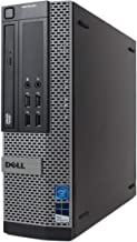 Dell Optiplex 990 Desktop Computer - Intel Core i7 3.8GHz, 16GB DDR3, 2X New 1TB SSD in Raid1 (Mirror Backup), Windows 10 Pro 64-Bit, WiFi, DVD-ROM (Renewed)