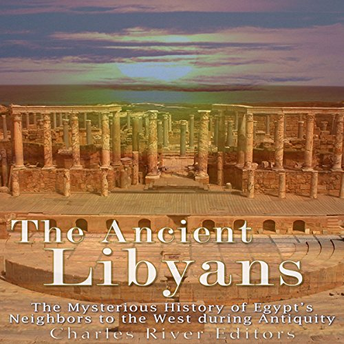 The Ancient Libyans audiobook cover art