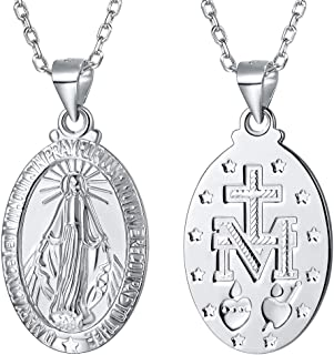 Best mama mary gold pendant Reviews