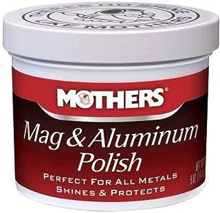 Mothers 05100 5 Oz Mag & Aluminum Polish