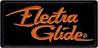 Harley-Davidson Electra Glide Small Patch, 4'' W x 2'' H EM1054642