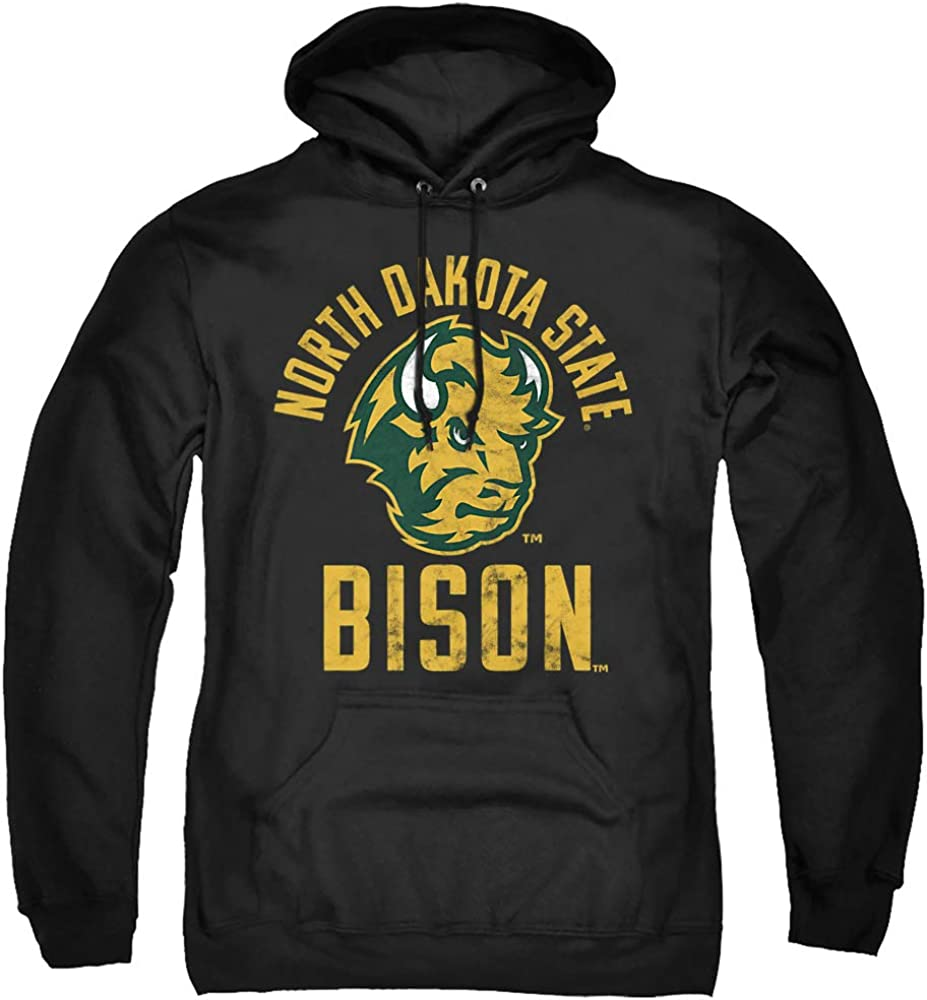North Dakota State University Official Bargain Unisex Adult Bombing new work Logo Bison P