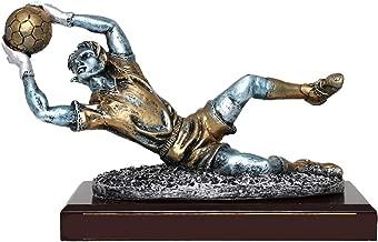 SPORS Trofeo de fútbol para Portero de Resina Copa de Portero ...
