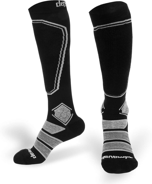 devembr Merino Wool Ski Socks Max 45% OFF for and Performanc Men Super popular specialty store High Women