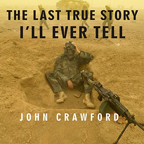 The Last True Story I'll Ever Tell audiobook cover art
