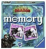 Ravensburger 21444 - Dragons 3 Memory, der Spieleklassiker für alle Dragons Fans, Kinofilm Drachenzähmen leicht gemacht 3, Merkspiel für 2-8 Spieler ab 4 Jahren - William H. Hurter