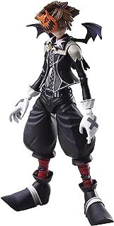 Square Enix AUG188272 Kingdom Hearts II: Bring Arts Sora (Halloween Town Version) Action Figure, Multicolor