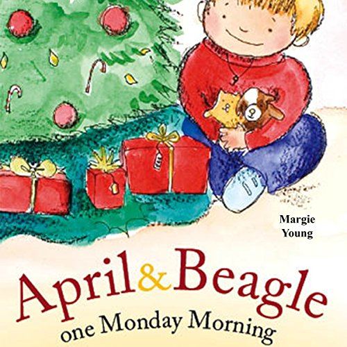 April and Beagle One Monday Morning audiobook cover art