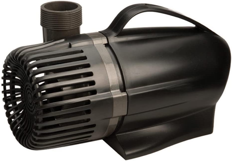 AQUANIQUE 1250 GPH Challenge the lowest price Ranking TOP1 Waterfall Pump