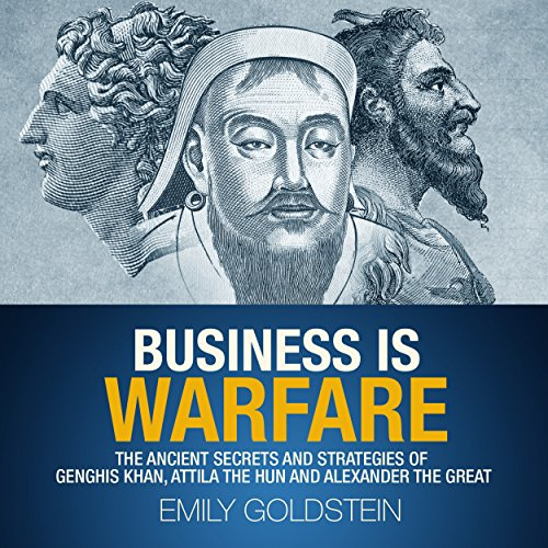 Business Is Warfare Titelbild