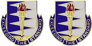 426th Civil Affairs Battalion Unit Crest (Exceeding The Standard)