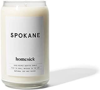 Homesick Scented Candle, Spokane