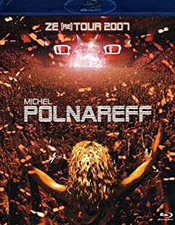 Michel Polnareff Ze Tour 2007 [Blu-ray] [Import]