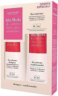 Alta Moda Pack Liss Extreme Pack Shampoo + Condicionador, Alfa Parf