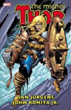 Thor By Dan Jurgens & John Romita Jr. Vol. 4 (Mighty Thor)