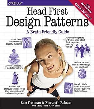 Paperback Head First Design Patterns: A Brain-Friendly Guide Book