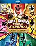 Power Rangers Super Samurai: The Complete Season [Blu-ray] by LIONSGATE by n/a