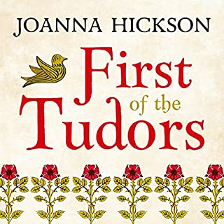 First of the Tudors cover art