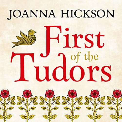 First of the Tudors audiobook cover art