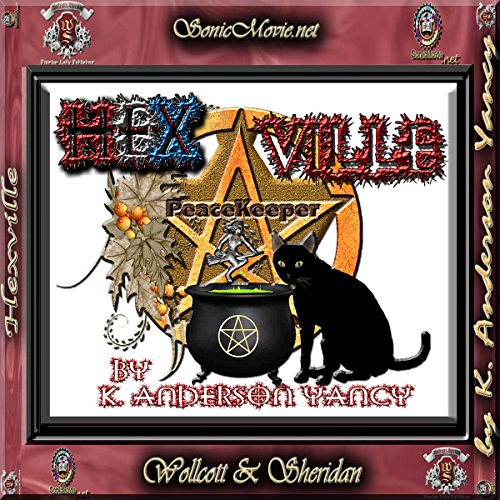 Welcome to Hexville audiobook cover art