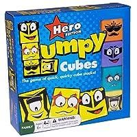 [ルースターフィン]RoosterFin Lumpy Cubes Hero Edition Cube Stacking Educational Family Game Fun for Kids and Adults 6 Years and Up 646 [並行輸入品]