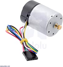 Best pololu gear motor with encoder Reviews