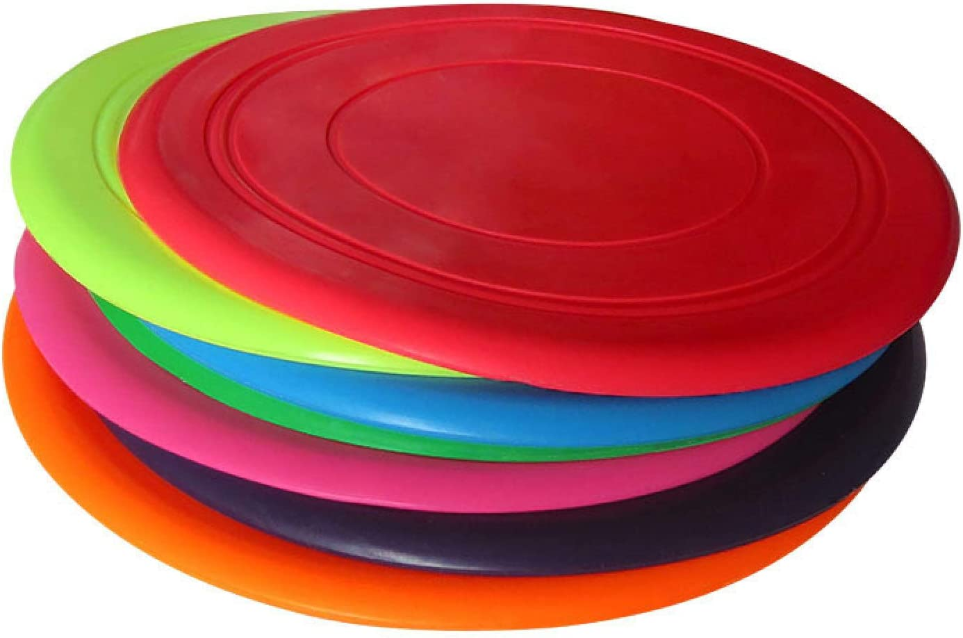 N\C Pet Classic Frisbee Supplies price Dog Red Bite Toys