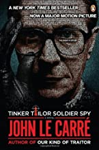 By John Le Carre - (TINKER, TAILOR, SOLDIER, SPY) BY LE CARRE, JOHN(AUTHOR)Paperback Jun-2011