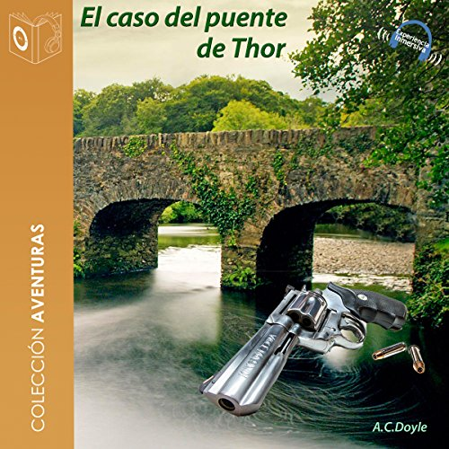 El caso del puente Thor [The Case of Thor Bridge] audiobook cover art