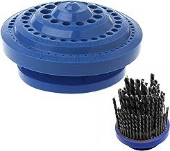 Yuaierchen 18 unidades Juego de 108 puntas de destornillador con destornillador de taladro corto