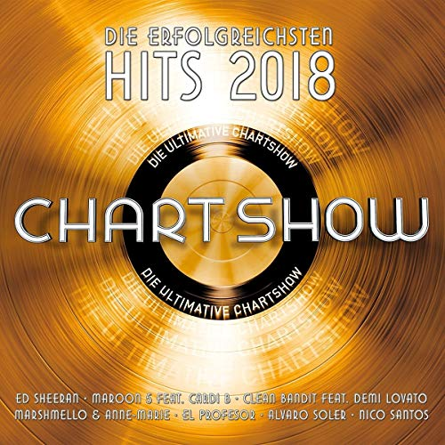 Die Ultimative Chartshow-Hits 2018