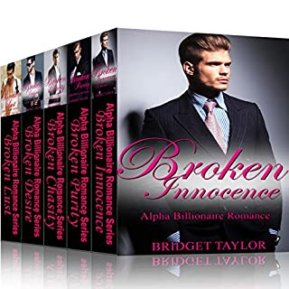 The Alpha Billionaire Romance Series Complete Boxed Set audiobook cover art