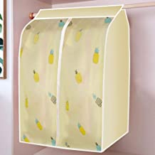 Clearly Organized Suit Bags(Full Zipper Hanging Dust Cover), Garment Bags Cover for Closet Clothes Storage (Size : M)