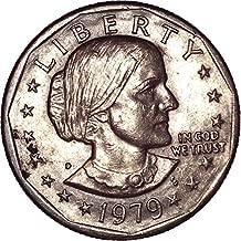 susan b anthony dollar coin errors