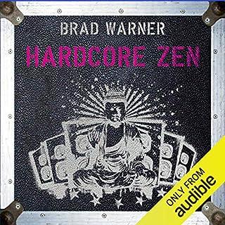 Hardcore Zen audiobook cover art