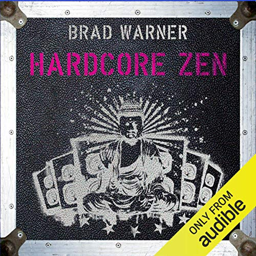 Hardcore Zen audiobook cover art