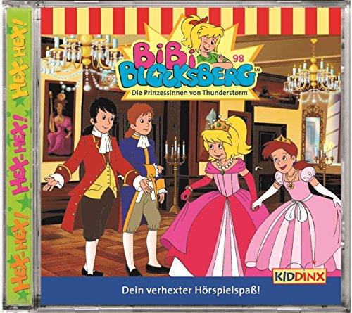 Folge 98: Die Prinzessinnen Von Thunderstorm