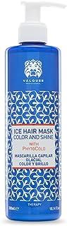 Válquer Profesional Ice Hair Mask, Mascarilla Capilar Efecto Hielo Potenciador Color y Brillo, Sin Sal, Sin Parabenos y Si...