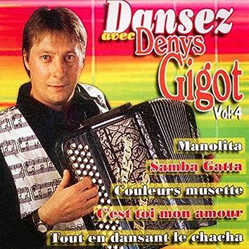 Dansez avec Denys Gigot, vol. 4