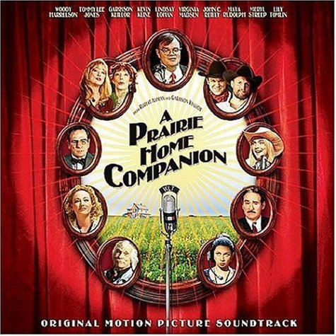 Price comparison product image A Prairie Home Companion Original Motion Picture Soundtrack
