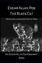 The Black Cat: An Edgar Allan Poe Coloring Book