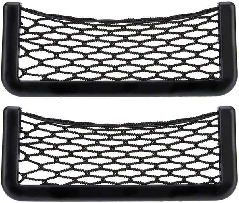 Car Storage Award-winning store Net Bag Max 82% OFF Ultra Slim Pocket Seat Side Storag