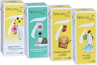 Special.T - Bio Tee Mix - Biofrüchte- und Kräutertees 4 Sorten à 10 Kapseln