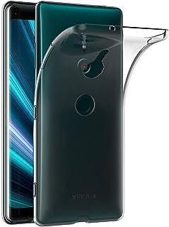 Funda para Sony Xperia XZ2 (5,7 Pulgadas) MaiJin Resistente a arañazos TPU cubierta de delgada capa de silicona en la parte posterior