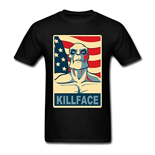 SUNRAIN Men s Frisky Dingo Art Design T Shirt 579d5972b