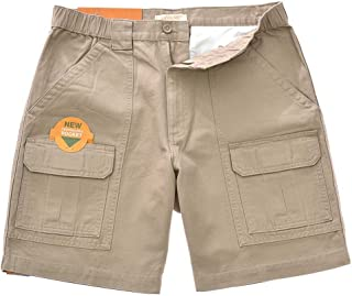 Savane Men's UPF 30 Comfort Hiking Cargo Shorts w/Tech Pocket