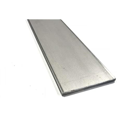 "1//4/"" x 1//2/"" Stainless Steel Flat Bar 24/"" Length Mill Stock 304 Plate 0.25/"""