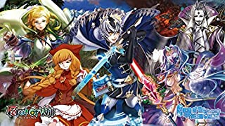 FOW PLAYMAT Force of Will Lapis L1 Cluster Booster Promo Curse of The Frozen Casket