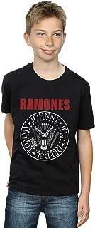 ramones t shirt red