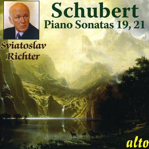 Schubert: Piano Sonatas D.958, D.960 ~ Richter